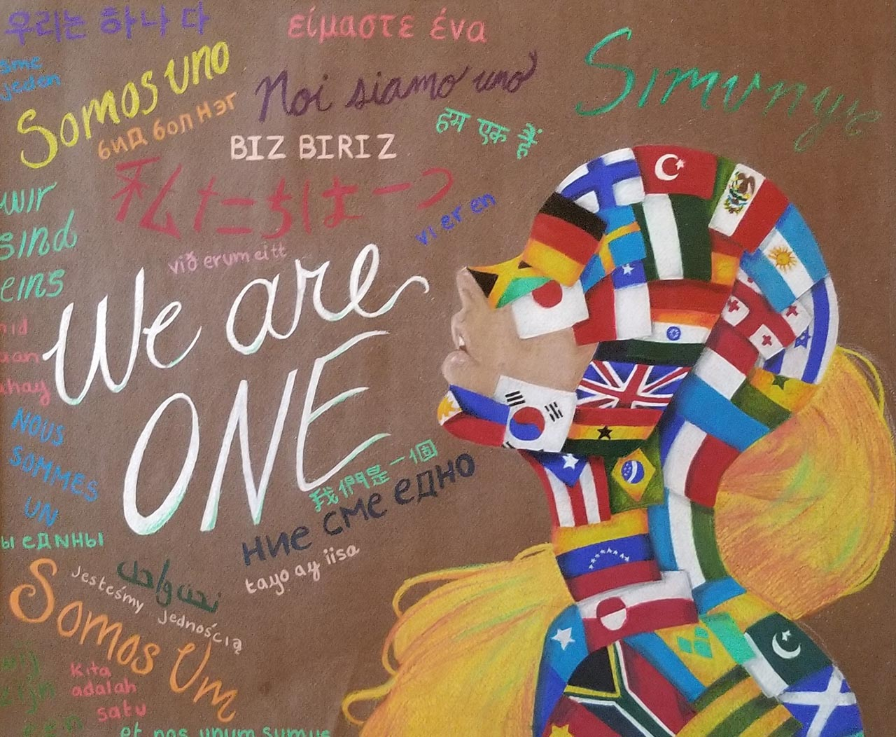 Eike Mussig Contreras | We Are One
