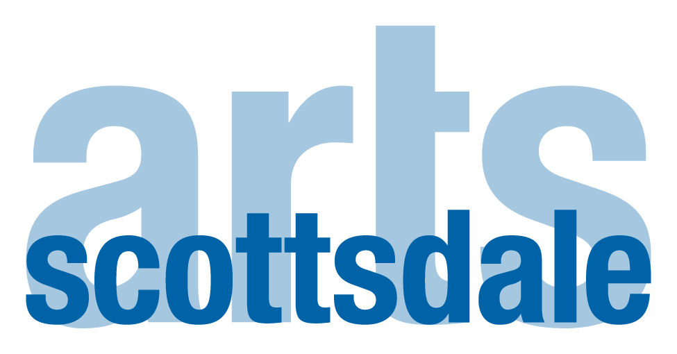 The official Scottsdale Arts Logo