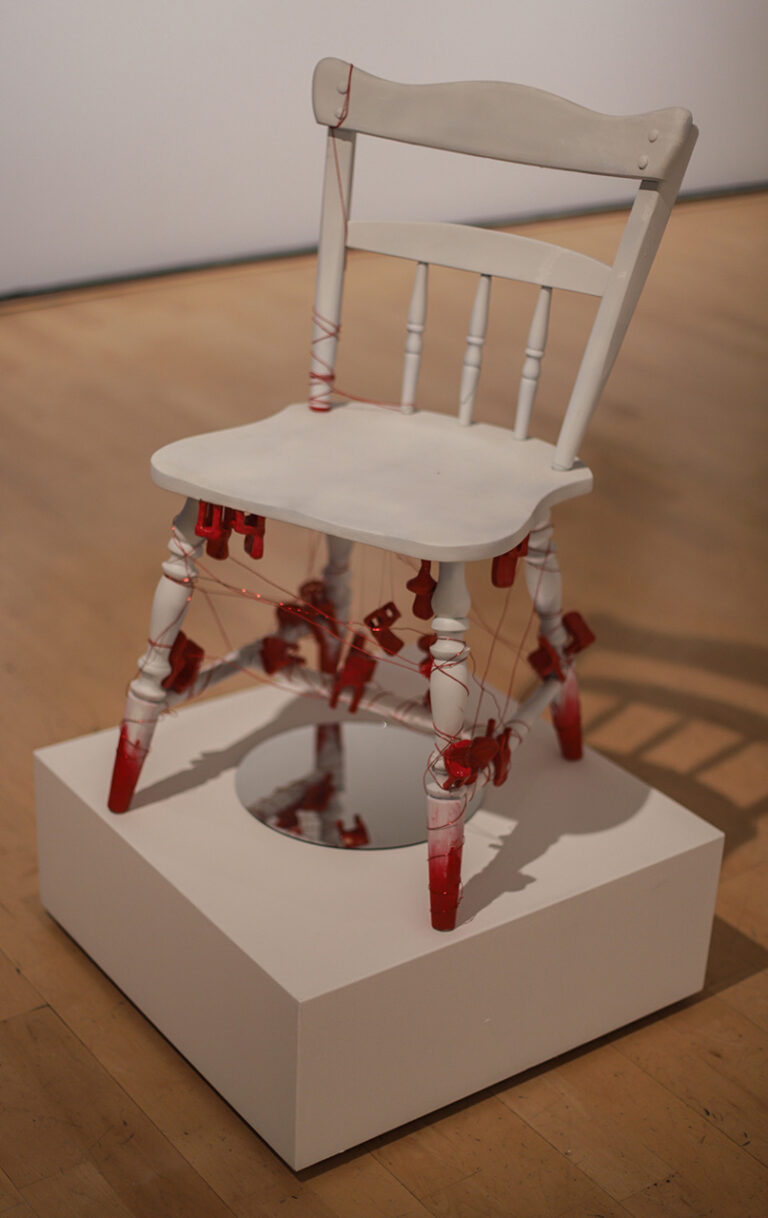 The Empty Chairs by Marley Tobin